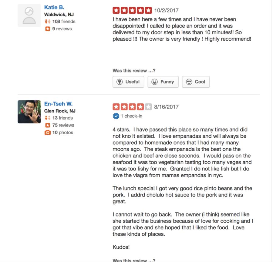Gourmet express market - Customer Reviews